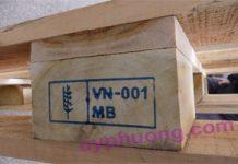 Dịch vụ khử trùng gỗ theo tiêu chuẩn ISPM15