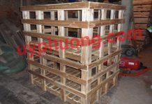 Thùng gỗ dạng khung(Lồng gỗ)