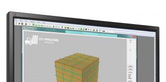 Phần mềm xếp hàng cho Container